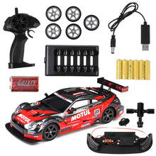 Load image into Gallery viewer, Supreme Racing RC Car Drift Car 1:16 complete set