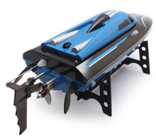 Load image into Gallery viewer, rc boat 2.4GHz race boat with controller and battery
