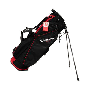 Velocity HDX Carry Bag w/ Retractable Legs and 8 Dividers, Red