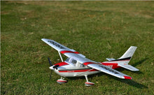 Load image into Gallery viewer, RC airplane HOBBY TOY BEGINNER plane 5 channel 1410mm WINGSPAN CESSNA PNP KIT