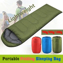 Load image into Gallery viewer, All season waterproof ultralight compact hiking sleeping bag
