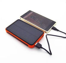 Load image into Gallery viewer, Waterproof solar power bank 50000mah battery external solar charger powerbank