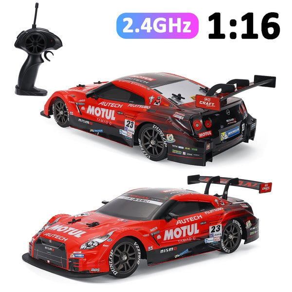 Supreme Racing RC Car Drift Car 1:16 complete set