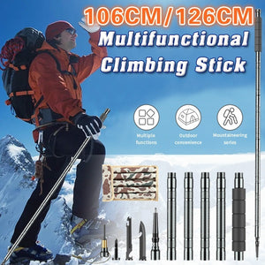 Outdoor Products Hiking Selfdefense Stick 1PCS Trekking Pole