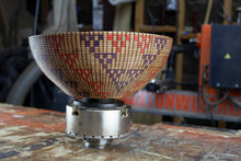 Load image into Gallery viewer, Mesquite Basket Illusion Bowl