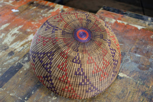 Mesquite Basket Illusion Bowl