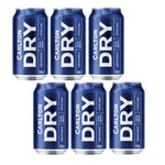 Carlton Dry Cans 375mL