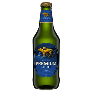Cascade Premium Light Bottles 375mL