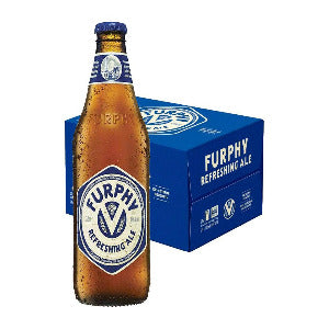 Furphy Refreshing Ale Bottles 375mL