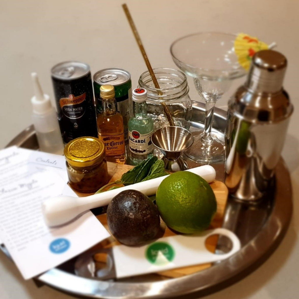 DIY Cocktail Kits