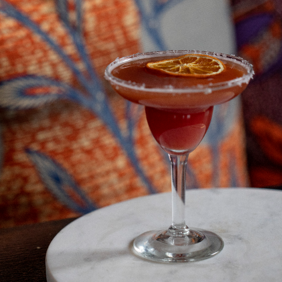 Blood Orange & Chilli Margarita