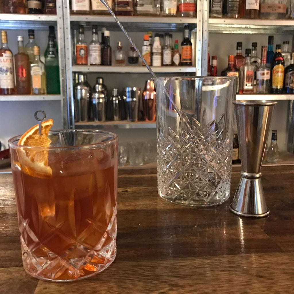 Scotsman Old Fashioned