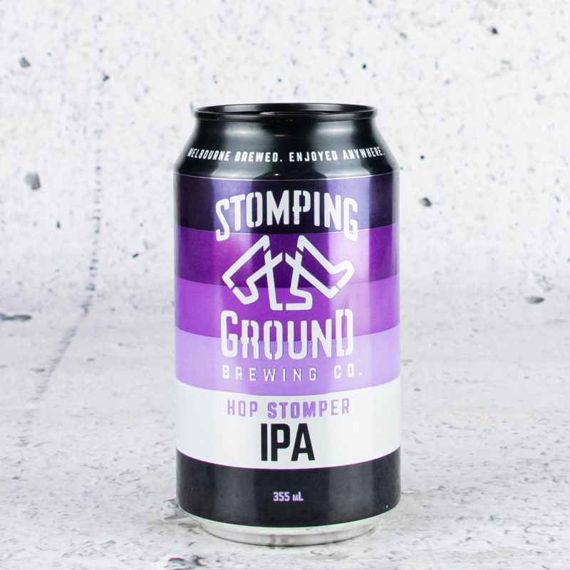 Stomping Ground Hop Stomper IPA Cans 355mL