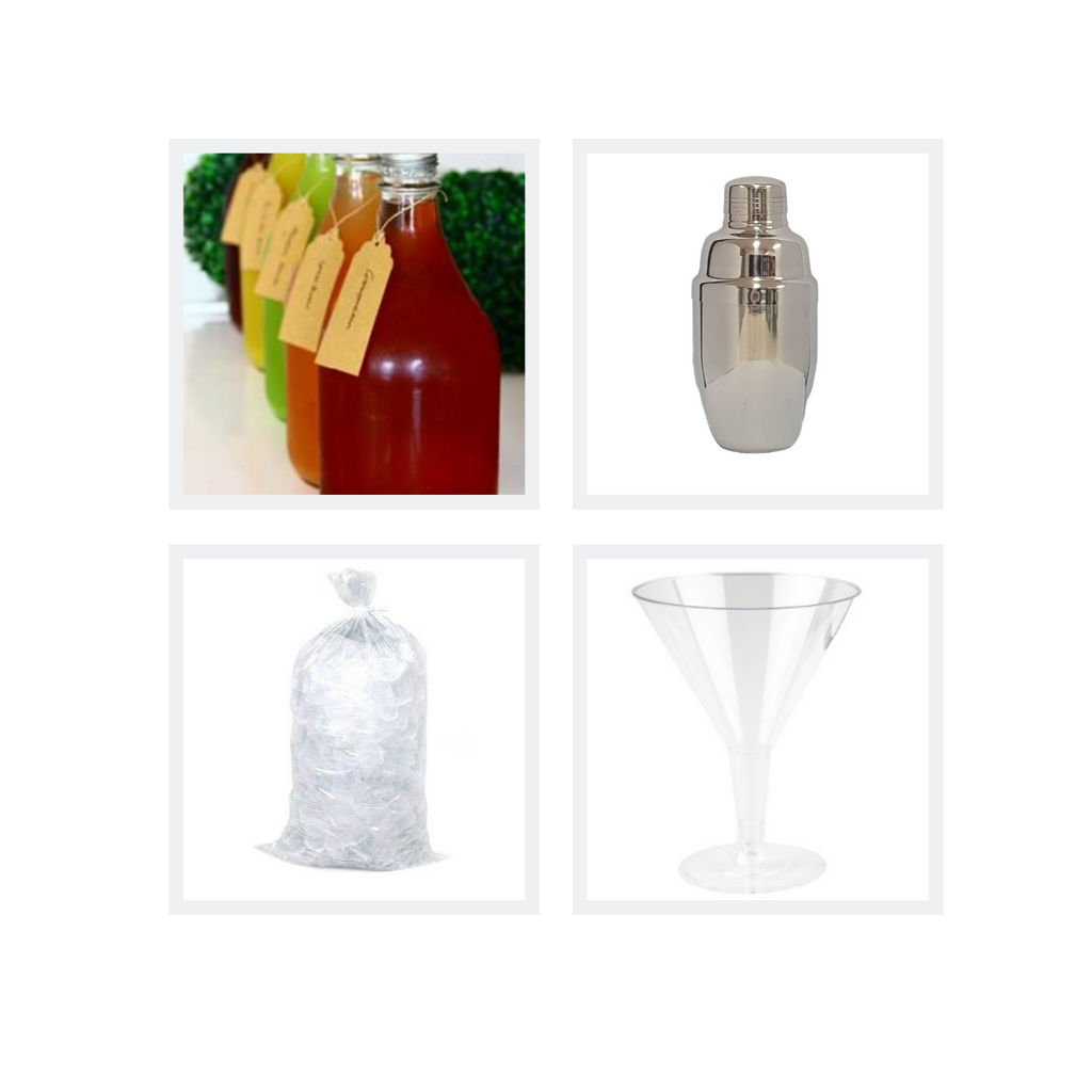 1L Bottled Cocktail Bundle