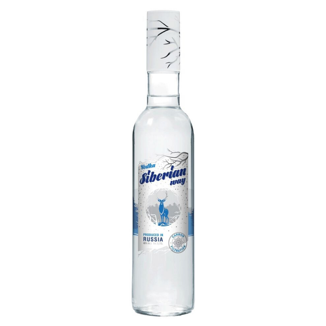 Siberian Way Vodka 700ml