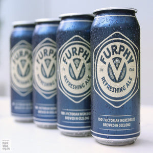 Furphy Refreshing Ale Cans 375mL