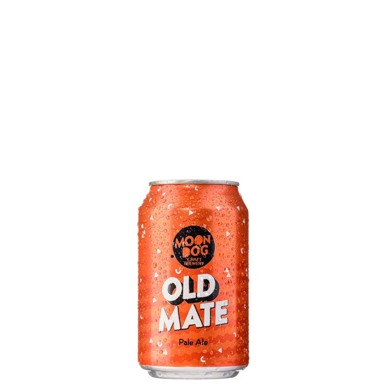 Moon Dog Old Mate Pale Ale 330ml Cans