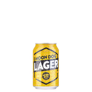 Moon Dog Lager 330ml Cans