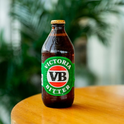 Victoria Bitter Bottles 375mL
