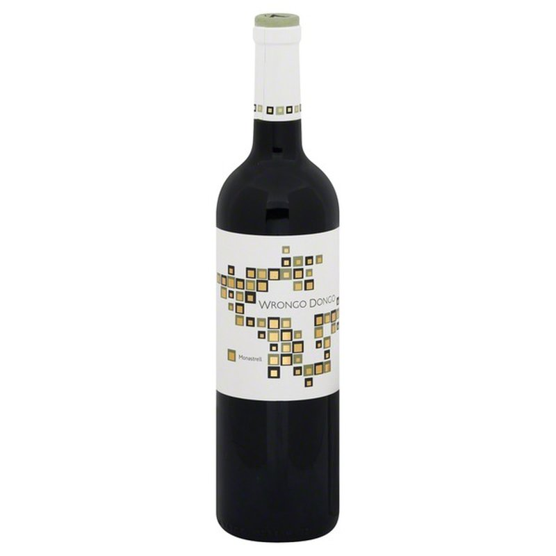 WRONGO DONGO JUMILLA 750ml