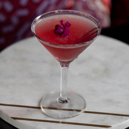 Ruby Rose Martini