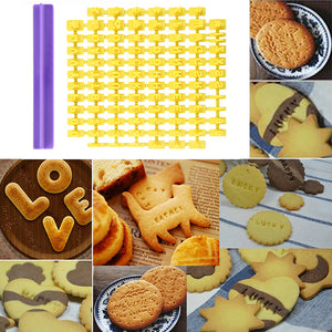 Freshly Baked - DIY Cookie Stamp [ FREE SHIPPING ]