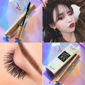 4D Vivid Galaxy Waterproof Silk Fiber Thick Lengthening Mascara [ FREE SHIPPING ]