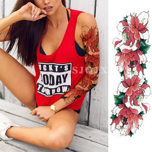 3D Waterproof Temporary Tattoo Sticker [ FREE SHIPPING ]