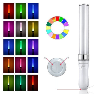 Poi Glow Sticks (15 Colors)  [ FREE SHIPPING ]