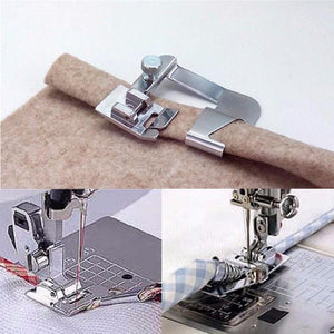 ROLLED HEM PRESSER FOOT (SET OF 3 SIZES)  [ FREE SHIPPING ]