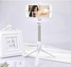 4 in 1 Wireless Bluetooth Selfie Stick  [ FREE SHIPPING ]