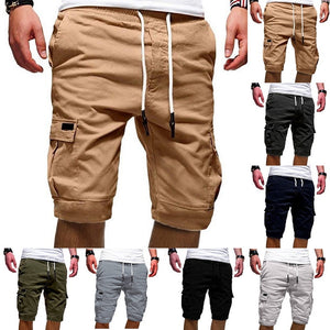 Men's Fashion Big Pocket Loose Shorts [ FREE SHIPPING ]