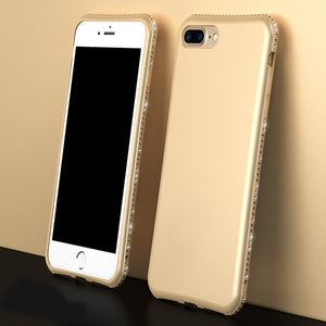 Bling Diamond Soft Case for iPhone