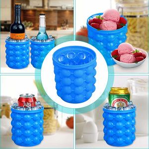 Ice Cube Maker Genie [ FREE SHIPPING ]