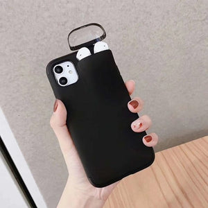 2in1 AirPods IPhone Case  [ FREE SHIPPING ]