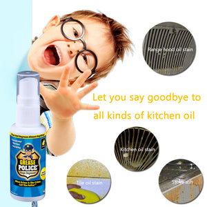 Magic Degreaser Cleaner Spray [ FREE SHIPPING ]