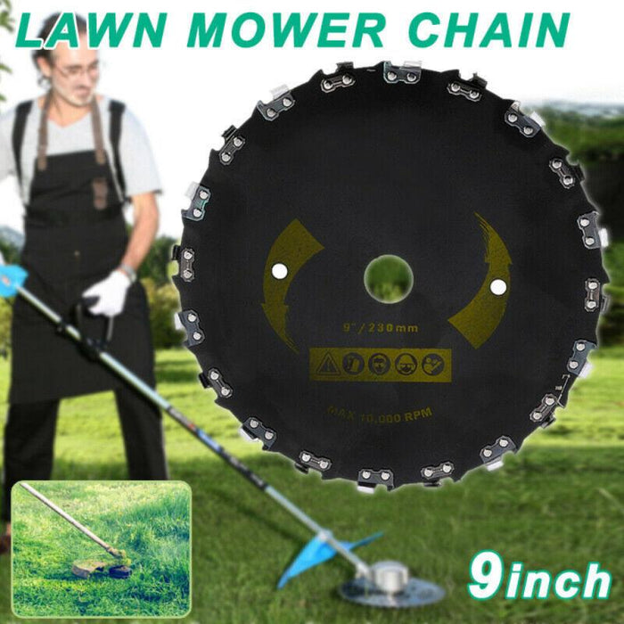 Heavy Duty Brush Cutter Blade [ FREE SHIPPING ]