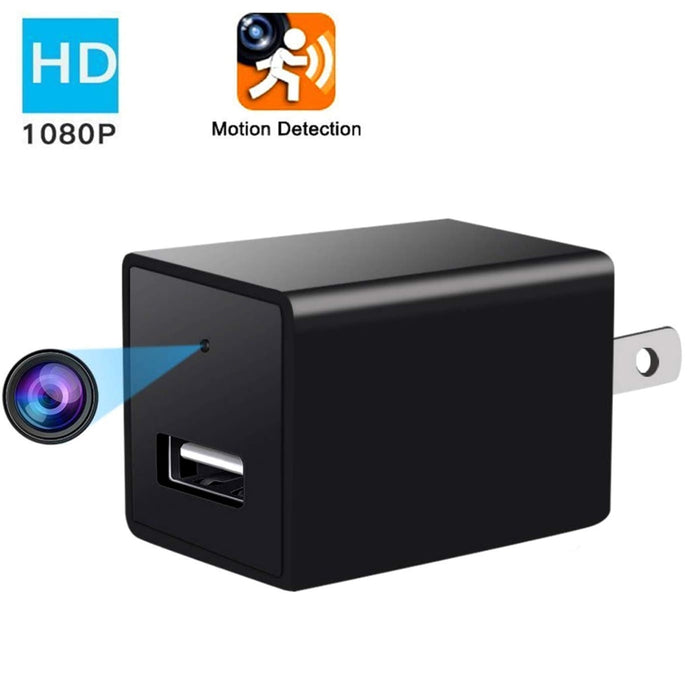 NEW 1080P MINI CHARGER USB CAMERA  [ FREE SHIPPING ]