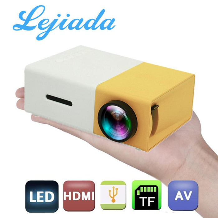 Mini HD Movie Projector [ FREE SHIPPING ]