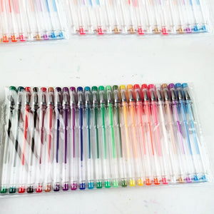 Gel Pens for Adult Coloring Books (100pcs) [ FREE SHIPPING ]