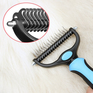 Pet Grooming Dual Sided Comb  [ FREE SHIPPING ]
