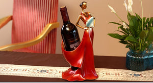 FLAMENCO WINE HOLDER