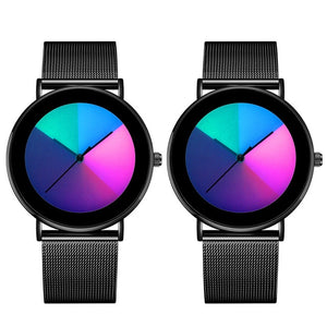 COLORFUL WATCH - COLOR CHANGING WATCH [ FREE SHIPPING ]