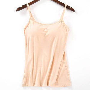 Tank with Built-In Bra [ FREE SHIPPING ]