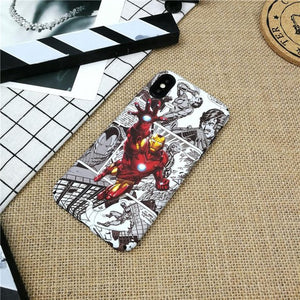 Luminous Marvel Case for iPhone