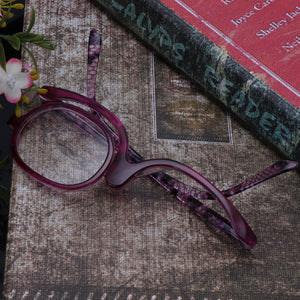 Clear Make Up Glasses  [ FREE SHIPPING ]