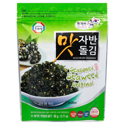 Surasang seasoned seaweed