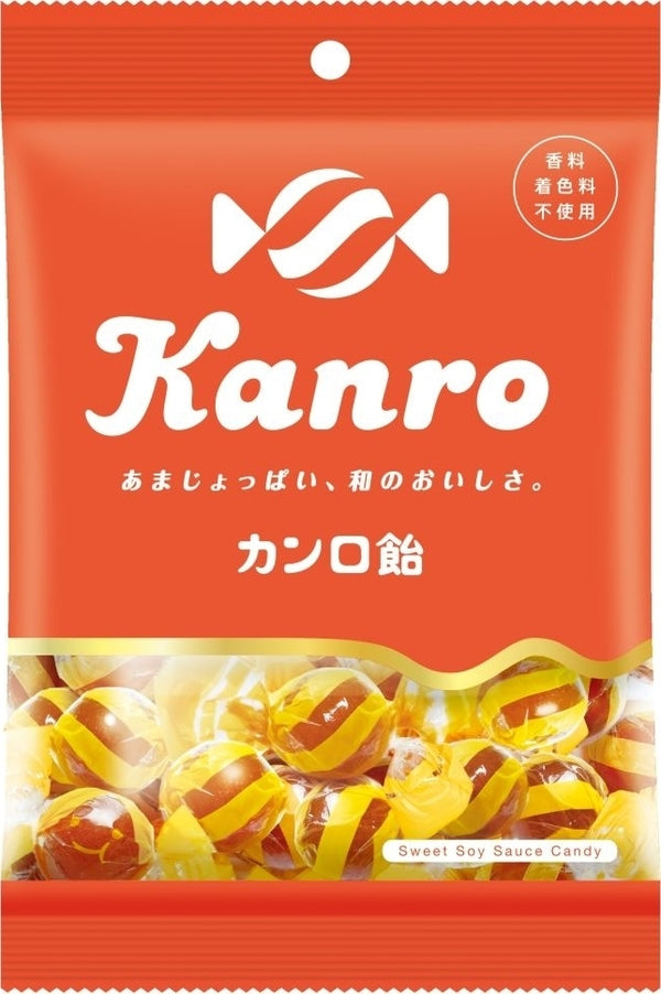 Kanro Ame (Candy) - 140g/4.9oz