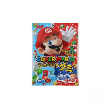 Nobel Super Mario Gummy Sweet Candy