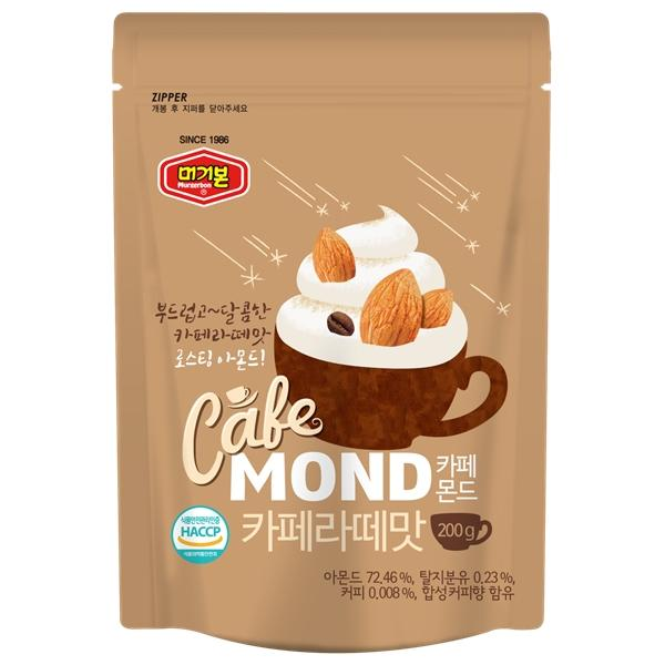 MGB Roasted Almond - Caffe Latte Flavored